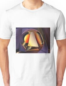 Portrait of the Artist as a Young Robot Unisex T-Shirt