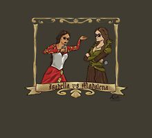 Isabella vs Madalena Rap Battle Unisex T-Shirt