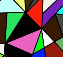 Color Collage Sticker