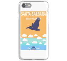 Santa Barbara - California. iPhone Case/Skin