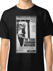 The Texas Chainsaw Massacre Classic T-Shirt