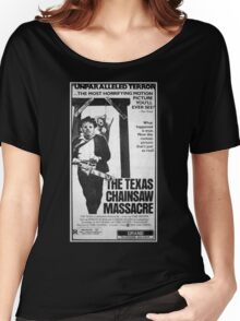 The Texas Chainsaw Massacre Women's Relaxed Fit T-Shirt