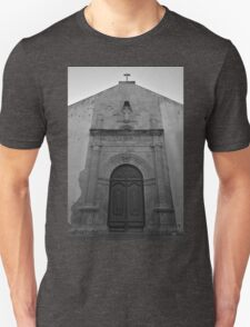 Church of Misericordia Facade in Tavira Unisex T-Shirt