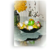 At Easter Canvas Print