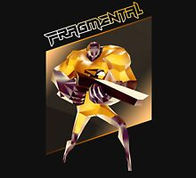 FRAGMENTAL ORANGE CHARACTER BY RUFFIAN GAMES Unisex T-Shirt