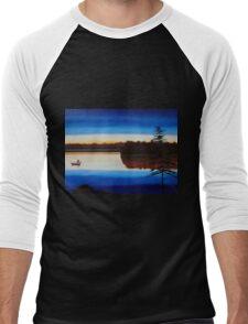 Canadian Migration Men's Baseball ¾ T-Shirt