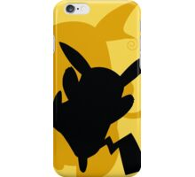Pokemon- Pikachu and Riachu iPhone Case/Skin