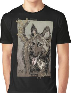 Rough Dog Graphic T-Shirt