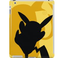 Pokemon- Pikachu and Riachu iPad Case/Skin