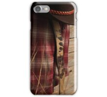 Wild West iPhone Case/Skin