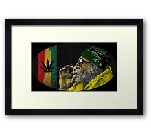 Smoke Weed Everyday Framed Print
