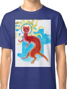 Enlightenment Weasel Classic T-Shirt