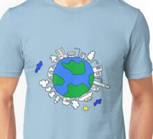 World city Unisex T-Shirt