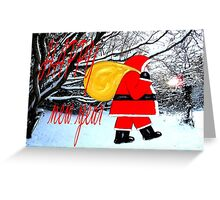 HAPPY NEW YEAR 18 Greeting Card