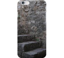 Medieval Wall Staircase iPhone Case/Skin
