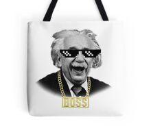 "Einstein ""The Boss"" Tote Bag"