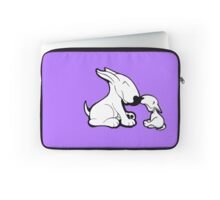 English Bull Terrier Mother's Day Love Laptop Sleeve