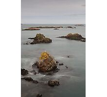 boddam coast Photographic Print