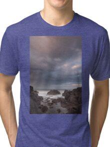 storm at sunset Tri-blend T-Shirt