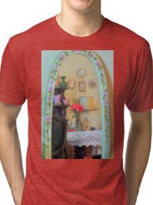 Mirror Mirror On The Wall Tri-blend T-Shirt
