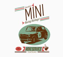 Austin Mini Retro Style Unisex T-Shirt