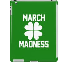 March Madness - St. Patrick's Day iPad Case/Skin