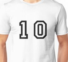 Number Ten Unisex T-Shirt