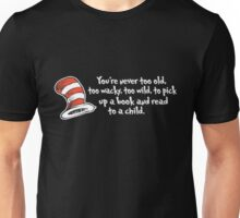 Read Across America Day 2016 - Dr Seuss Unisex T-Shirt