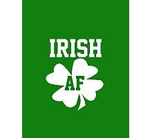 Irish AF Photographic Print