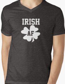 Irish AF Mens V-Neck T-Shirt