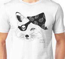Foxy Pirate Unisex T-Shirt