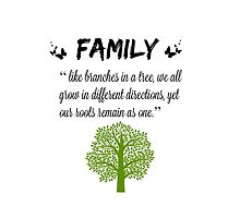 """""""Family Quote"""" by Sunshinegirl95"""