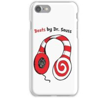 Beats by Dr Seuss - Read Across America Day iPhone Case/Skin