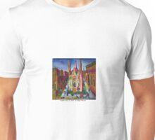 Pueblo chico 2 by Diego Manuel Unisex T-Shirt