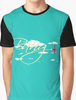 Bang in the Clouds! Graphic T-Shirt