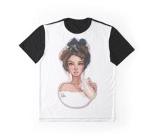 Iced White Chocolate Graphic T-Shirt