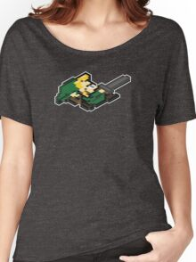 Isometric Gamer - Link Women's Relaxed Fit T-Shirt