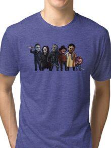 Slasher Squad Tri-blend T-Shirt
