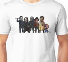 Slasher Squad Unisex T-Shirt