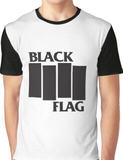 Black Flag Apparel Graphic T-Shirt
