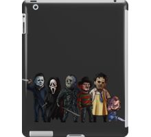 Slasher Squad iPad Case/Skin