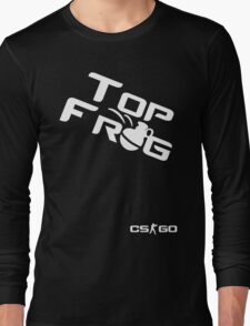 Counter Strike Top Frag Long Sleeve T-Shirt
