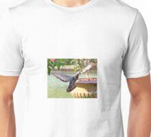 peace pigeon Unisex T-Shirt