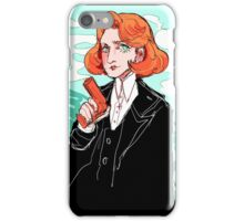 Skeptic iPhone Case/Skin