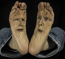 Agony of Da Feet aka Plantar Face-itis by Randy Turnbow