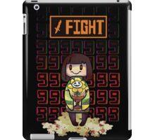 Undertale- Fight iPad Case/Skin