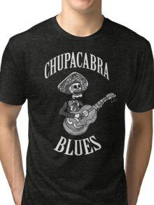 Chupacabra Blues Tri-blend T-Shirt