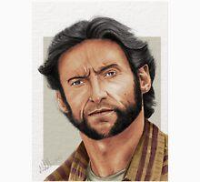 Hugh Jackman, the Man called Logan (aka The Wolverine) Unisex T-Shirt