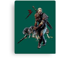Wolf Pact Canvas Print