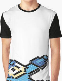 Isometric Gamer - Megaman Graphic T-Shirt